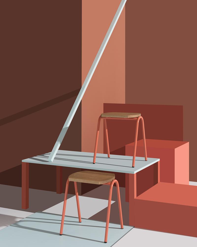 Dowel Jones X GR Chair